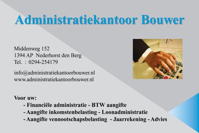 Administratiekantoor Bouwer