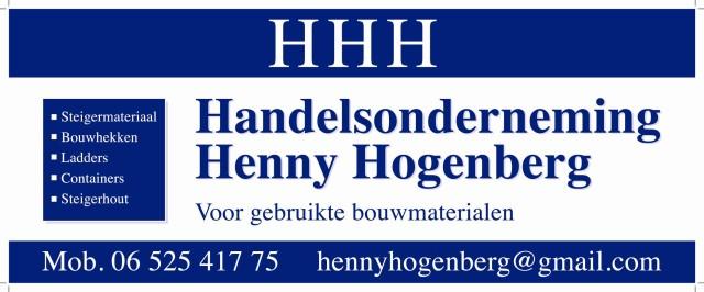 Handelsonderneming Henny Hogenberg