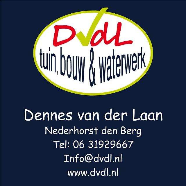 Dennes van der Laan, tuin, bouw en waterwerk