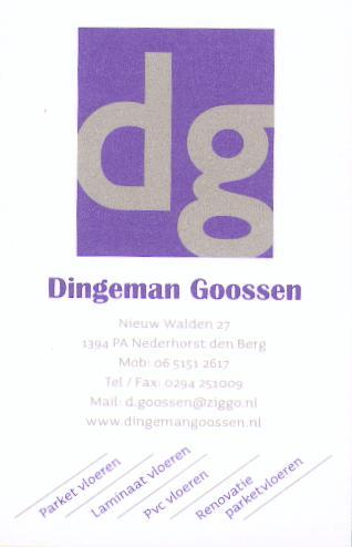Dingeman Goossen