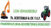Loon- Verhuurbedrijf Th. Schuurman & Zn. B.V.