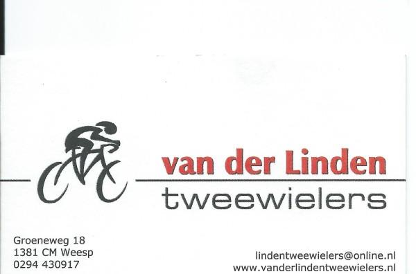 Van der Linden Tweewielers