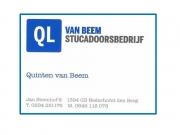 Q.L. van Beem Stucadoorsbedrijf