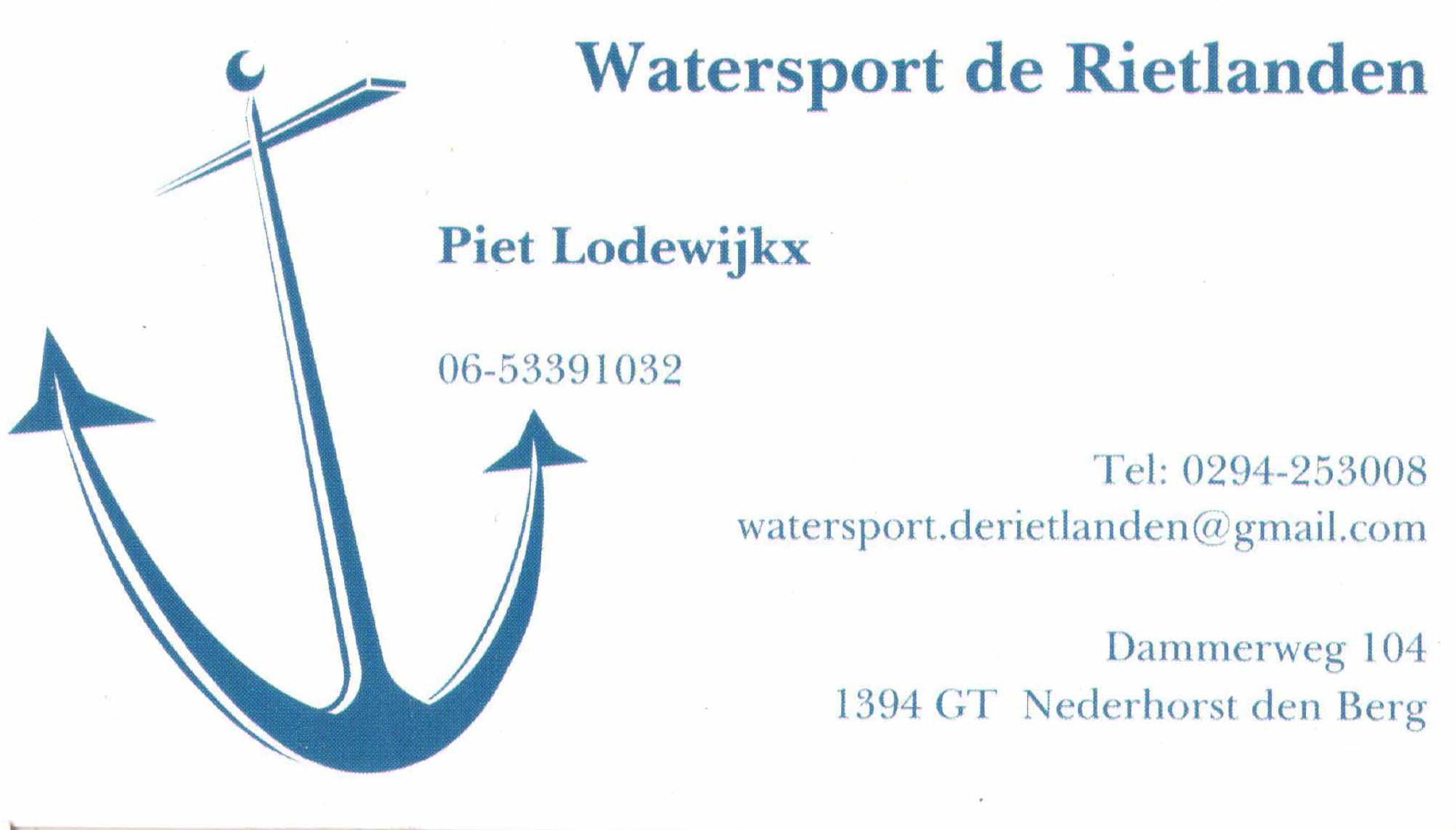 """Jachthaven Lodewijkx """"de Rietlanden"""""""