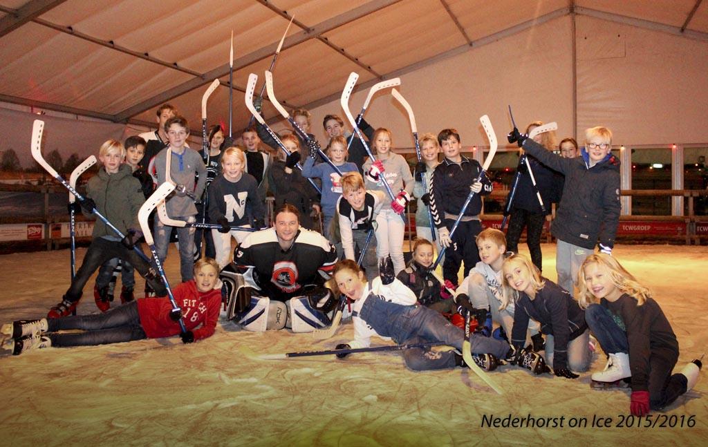 Voor ieder wat wils bij Nederhorst on Ice